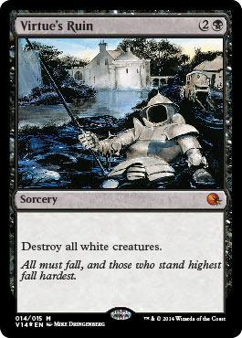 Virtue's Ruin - Foil