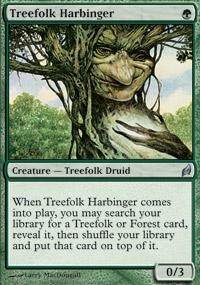 Treefolk Harbinger