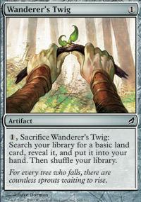 Wanderers Twig