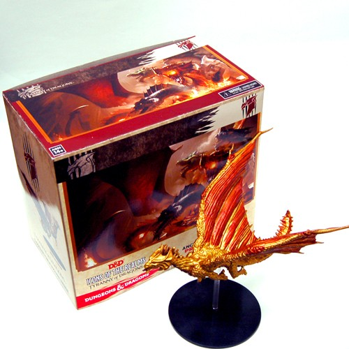 Brass Dragon Premium Figure