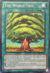 The World Tree - Purple - DL18-EN012 - Rare - Unlimited Edition