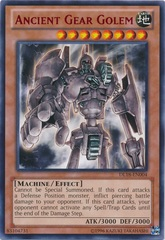 Ancient Gear Golem - Red - DL18-EN004 - Rare - Unlimited Edition