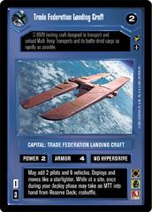 Trade Federation Landing Craft