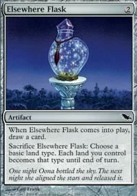 Elsewhere Flask