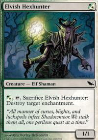 Elvish Hexhunter