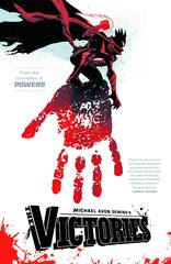 Michael Avon Oeming's Victories Trade Paperback Vol 01 Touched (Mature Readers)