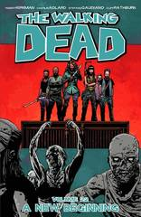 Walking Dead Tp Vol 22 A New Beginning (Mr)