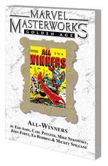 Mmw Golden Age All Winners Tp Vol 02 Dm Var Ed 71