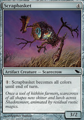 Scrapbasket