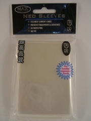 Max Protection Alpha Clear Small Sleeves