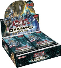 Yu-Gi-Oh Dragons of Legend Unlimited Booster Box