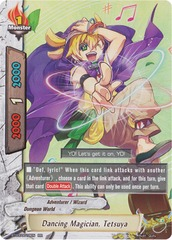 Dancing Magician, Tetsuya - BT03/0018EN - RR