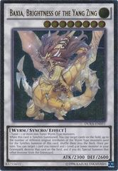 Baxia, Brightness of the Yang Zing - DUEA-EN051 - Ultimate Rare - Unlimited Edition on Channel Fireball