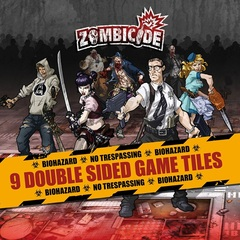 Zombicide Season 1 Tile Pack