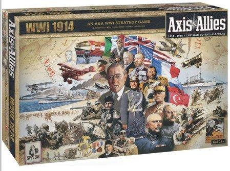 Axis & Allies 1914