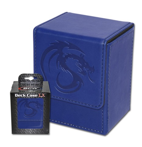 BCW Deck Case LX - Blue