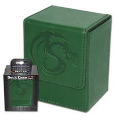 Green - Deck Box LX (BCW)