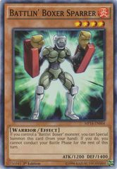 Battlin' Boxer Sparrer - MP14-EN004 - Common - 1st Edition