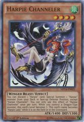 Harpie Channeler - MP14-EN021 - Ultra Rare - 1st Edition