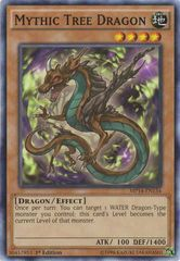 Mythic Tree Dragon - MP14-EN134 - Common - 1st Edition