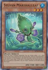Sylvan Marshalleaf - MP14-EN198 - Ultra Rare - 1st Edition