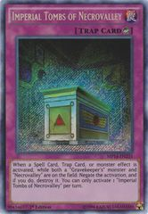 Imperial Tombs of Necrovalley - MP14-EN235 - Secret Rare - 1st Edition