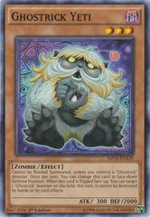 Ghostrick Yeti - MP14-EN239 - Common - 1st Edition
