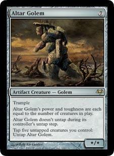 Altar Golem