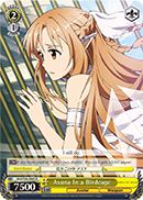 Asuna In a Birdcage - SAO/S26-005 - R