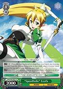 Speedholic Leafa - SAO/S26-027 - U