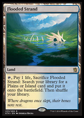 Flooded Strand on Channel Fireball