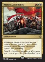 Mardu Ascendancy - Foil
