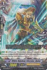 White Rainbow Liberator, Balan - BT15/026EN - R
