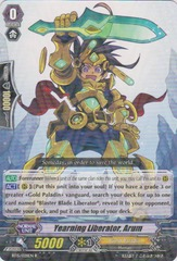 Yearning Liberator, Arum - BT15/028EN - R