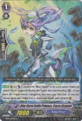 Blue Storm Battle Princess, Crysta Elizabeth - BT15/039EN - R on Channel Fireball