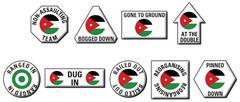 Jordanian Token Set - ATK03