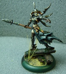 Warcaster Warwitch Deneghra (Cryx Battlegroup)