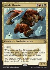 Ankle Shanker - Foil