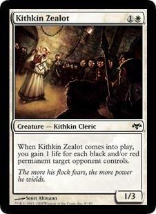 Kithkin Zealot