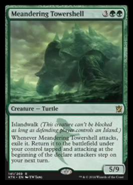 Meandering Towershell