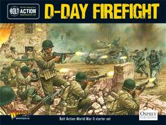 D-Day Firefight