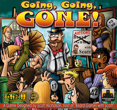 Going, Going, GONE! Auction Game by Scott Nicholson