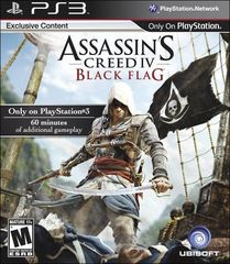 Assassin's Creed IV Black Flag Walmart Exclusive