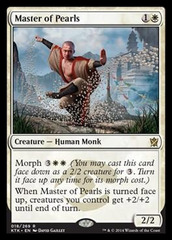 Master of Pearls - Foil