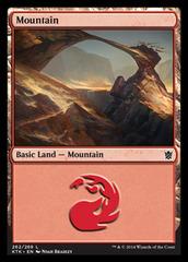 Mountain (262) - Foil