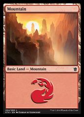 Mountain (264) - Foil