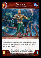 Aquaman, Lord of Atlantis - Foil