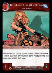 Dinah Laurel Lance - Foil