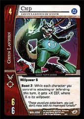 Ch'p, Green Lantern of H'lven - Foil