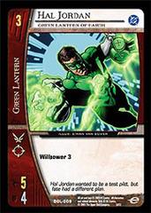 Hal Jordan, Green Lantern of Earth - Foil